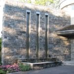 Pembroke Real Thin Stone Veneer Waterfall