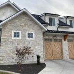 Roanoke Real Thin Stone Veneer Exterior