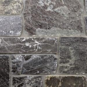 Stockholm Natural Thin Stone Veneer Mock-Up