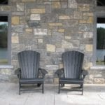 Vancouver Real Stone Veneer Front Porch