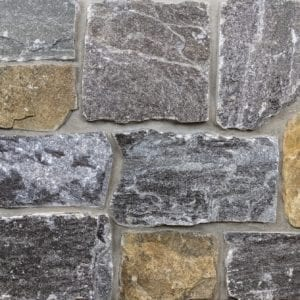 Vancouver Real Thin Stone Veneer Mock-Up