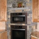 Vancouver Thin Stone Veneer Kitchen