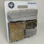 Annapurna Real Stone Veneer Sample Board