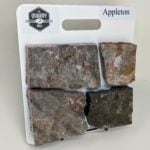 Appleton Natural Stone Veneer Sample Board