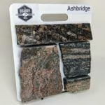 Ashbridge Thin Stone Veneer Sample Board