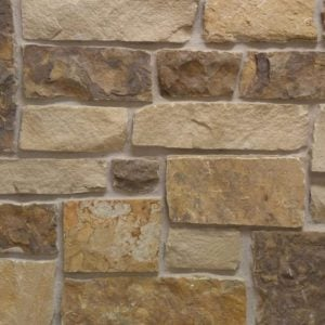 Berkshire Natural Stone Veneer Mock-Up