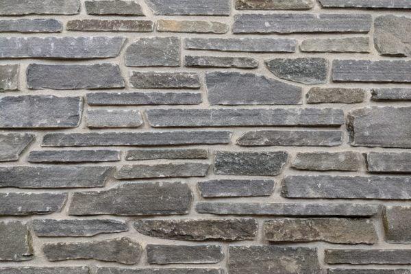 Blue Ridge Real Thin Stone Veneer Mock-Up