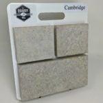 Cambridge Thin Stone Veneer Sample Board