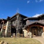 Carson Pass Natural Thin Stone Veneer Home Exterior