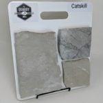 Catskill Thin Stone Veneer Sample Board