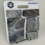 Chamberlain Real Stone Veneer Sample Board