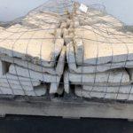 Stock Pallet of La Spezia Thin Stone Veneer Corners