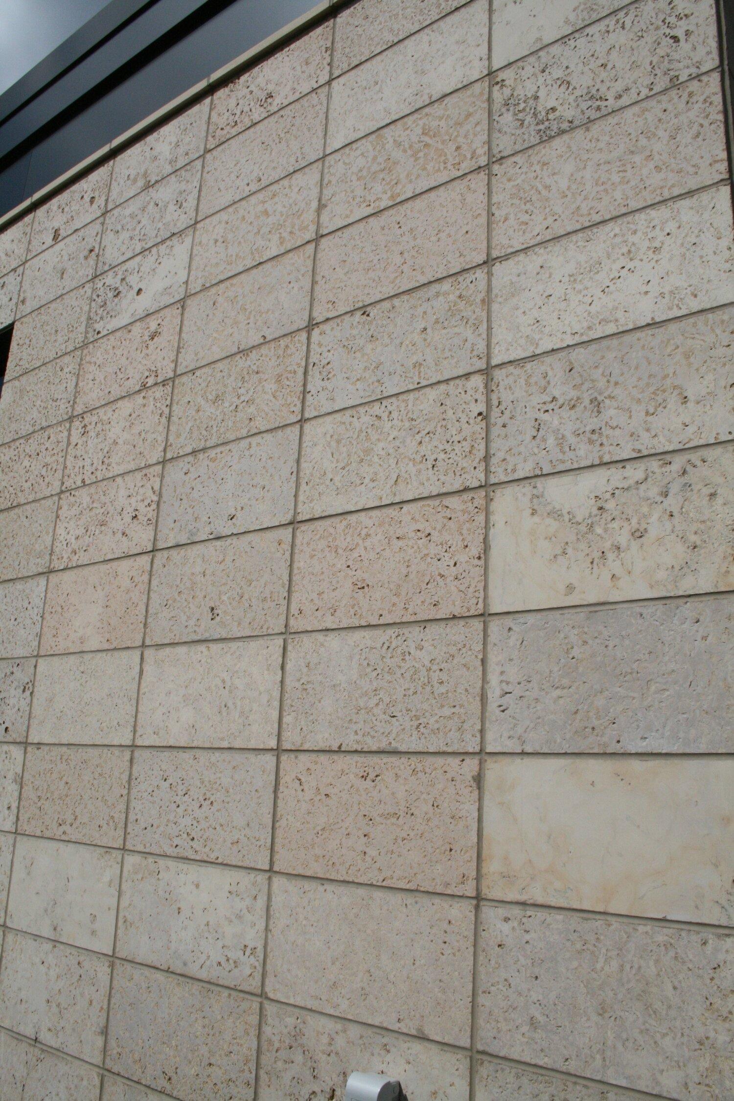 Manchester Natural Stone Veneer Masonry