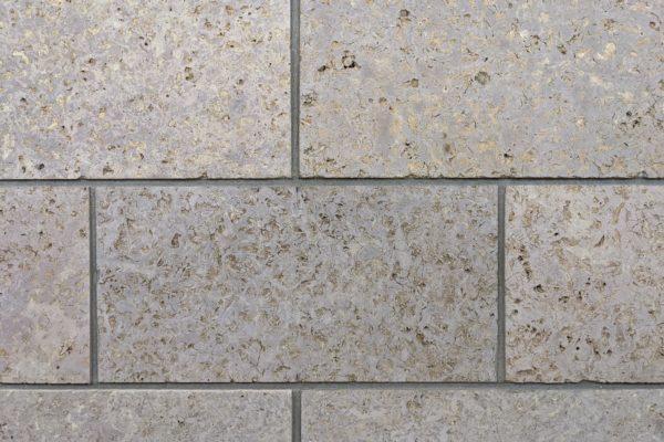 Manchester Natural Thin Stone Veneer Mock-Up