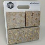 Manchester Thin Stone Veneer Sample Board