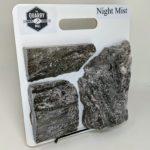 Night Mist Real Stone Veneer Sample Board