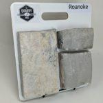 Roanoke Natural Stone Veneer Sample Board