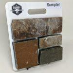 Sumpter Natural Stone Veneer Sample Board