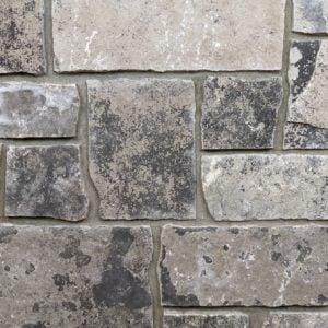 Galaxy Natural Stone Veneer Mock-Up