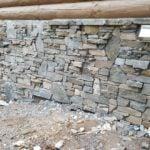 Brunswick and Kenai Custom Blend Real Stone Veneer Exterior