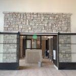 Catskill Ashlar Style Natural Stone Veneer Commercial Interior