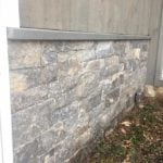 Ellsworth Natural Thin Stone Veneer Wainscoting