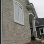 Fond du Lac Real Thin Stone Veneer Accent Wall