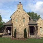 Hudson Ashlar Style Real Thin Stone Veneer Home Exterior
