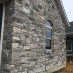 Lexington Natural Stone Veneer Exterior Accent Wall