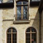 Newcastle Real thin Stone Veneer Home Exterior