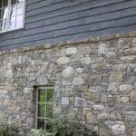 Pinedale Natural Stone Veneer Wainscoting