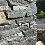 Quincy Natural Stone Veneer Drystack Close-Up