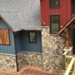 Rochester Ashlar Real Thin Stone Veneer Drystack Exterior