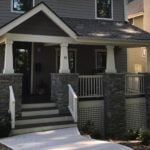 Syracuse Natural Thin Stone Veneer Pillars