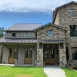 Breckenridge Ashlar Natural Thin Stone Veneer Exterior