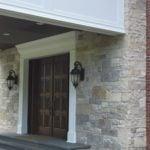 Custom Fond du Lac and Empire Real Stone Veneer Masonry