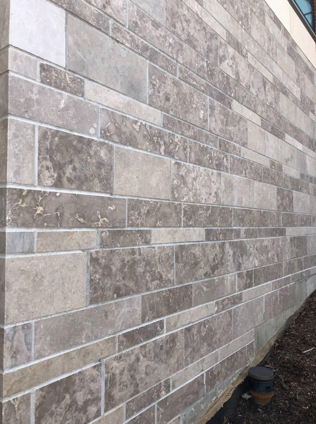 Custom Tenbury Sawn Face Dimensional Real Stone Veneer Masonry
